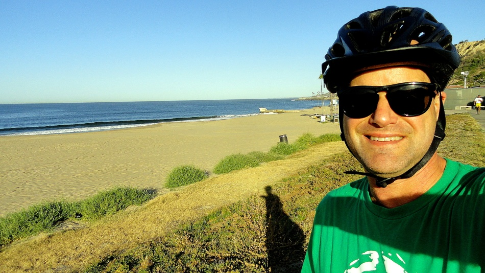 Coast Paul Selfie