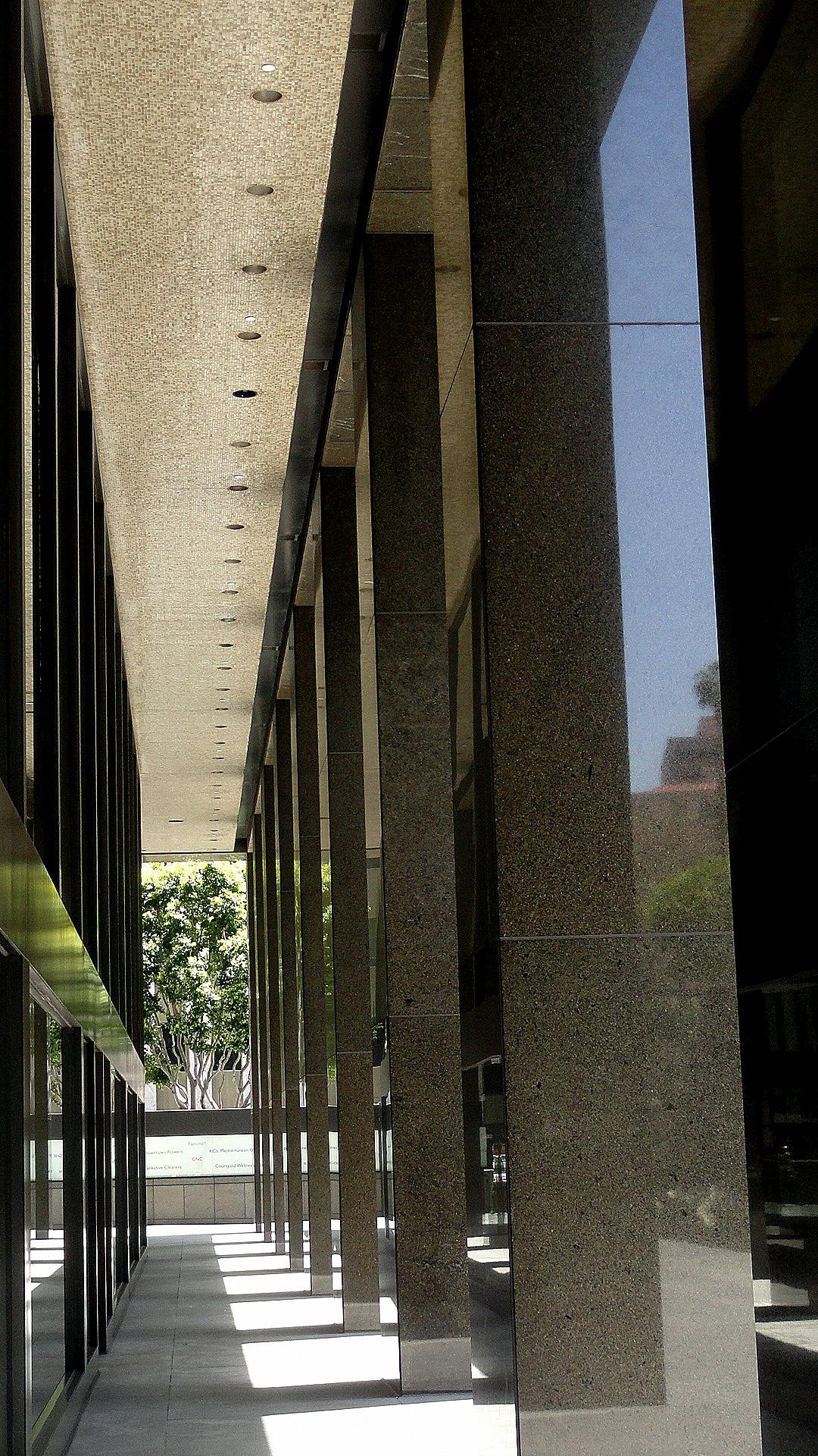 DT Buildings Columns