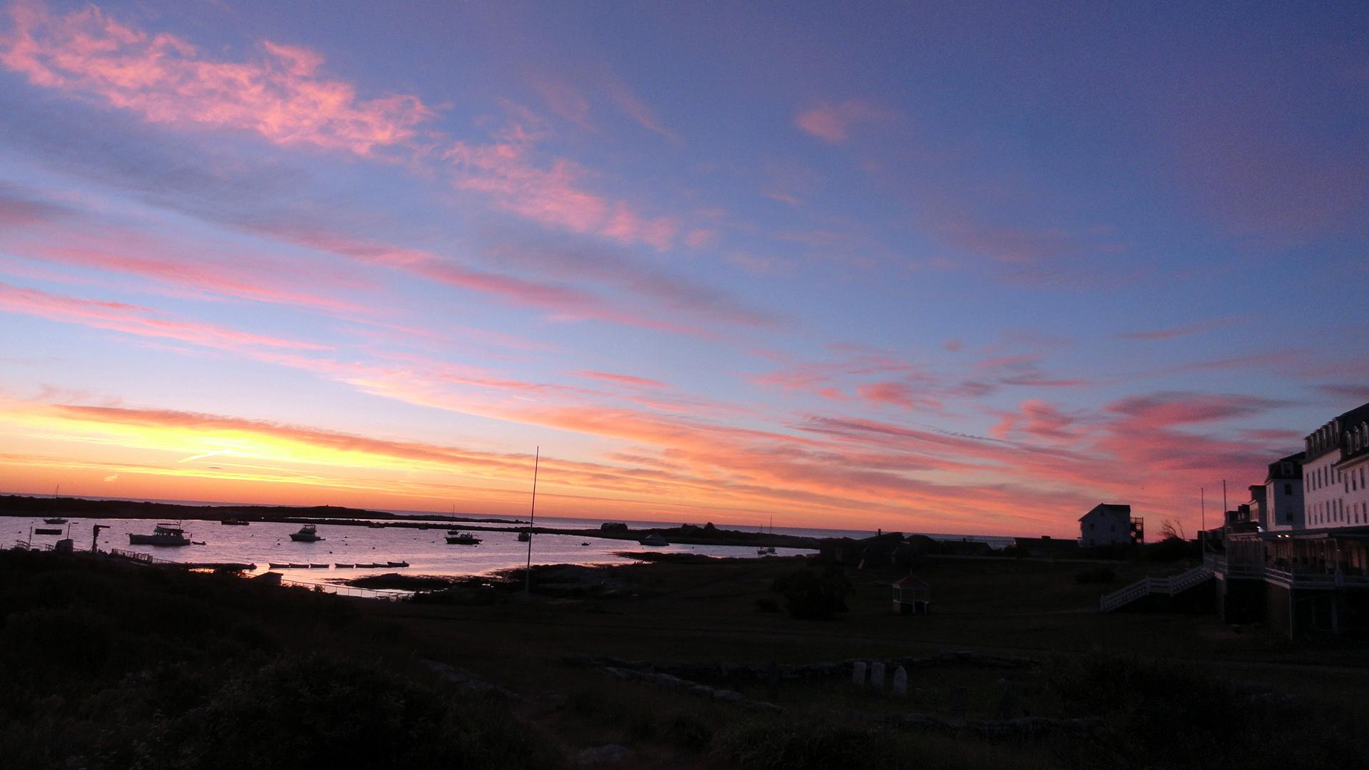 Oceanic Sunrise 3