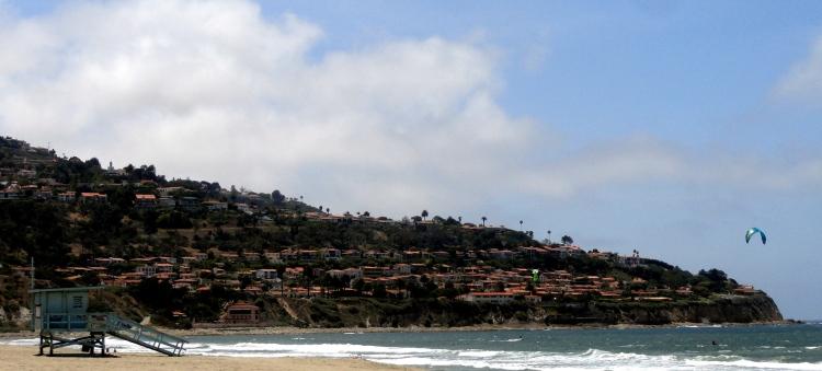 PV Peninsula & Kite  Surfers Qmark