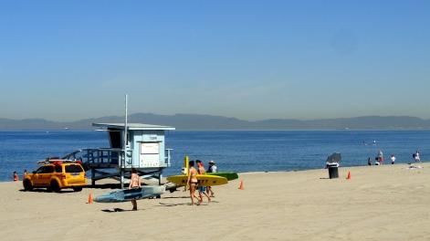 Redondo Beach Lifeguards & Huyt