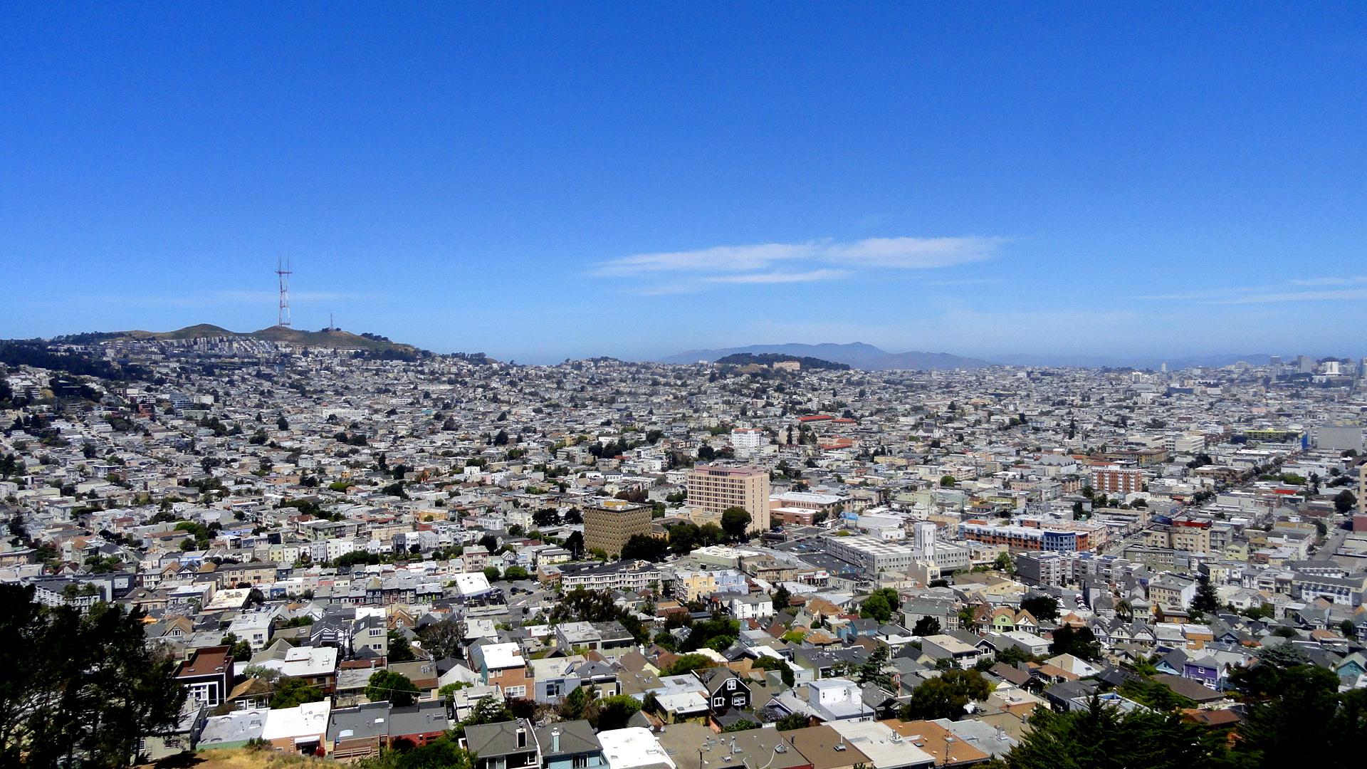 City from Bernal