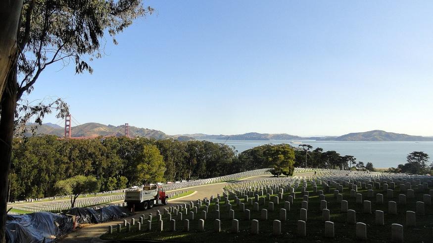 GG & Bay & Presidio Graveyard