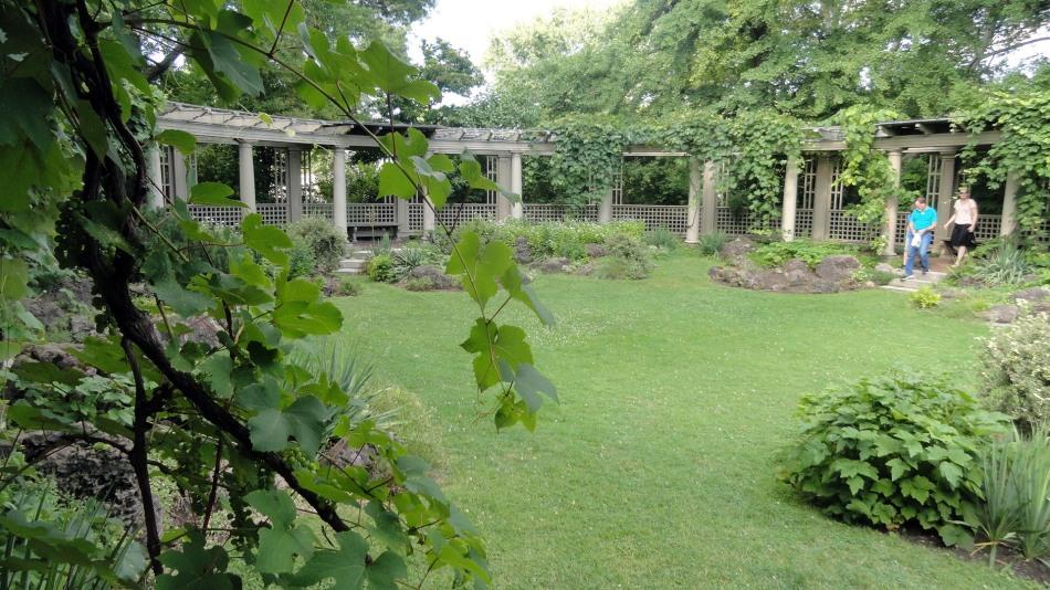 Eastman House Arbor