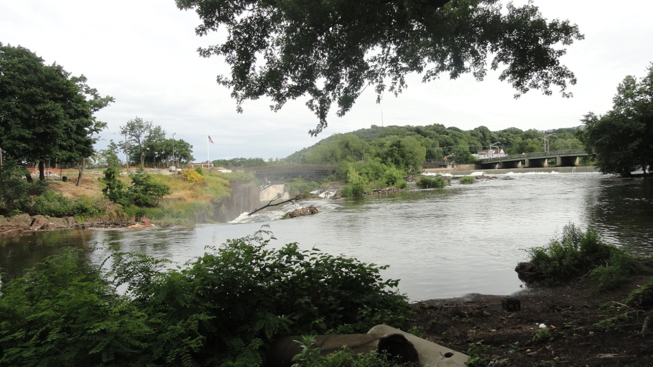 Paterson Great Falls - Top