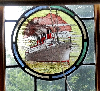 Rochester Eastman Boat Window