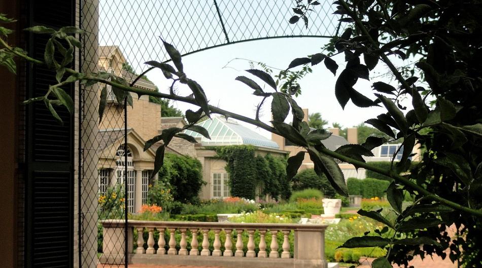Rochester Eastman Garden