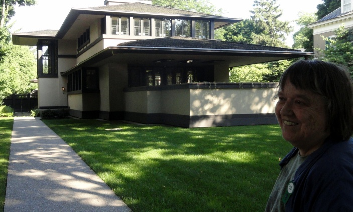 Rochester FLW House