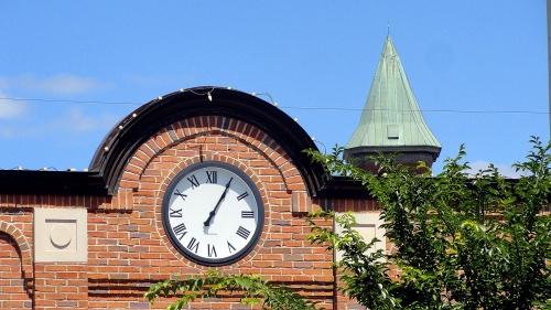 Seneca Falls Clock