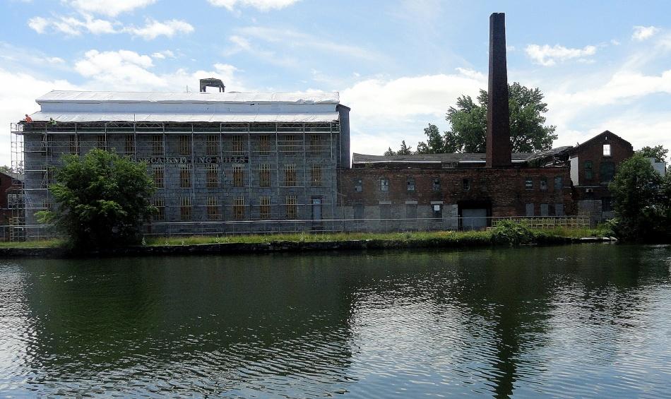 Seneca Falls Riverside