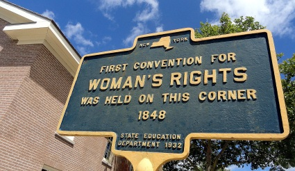 Seneca Falls Sign