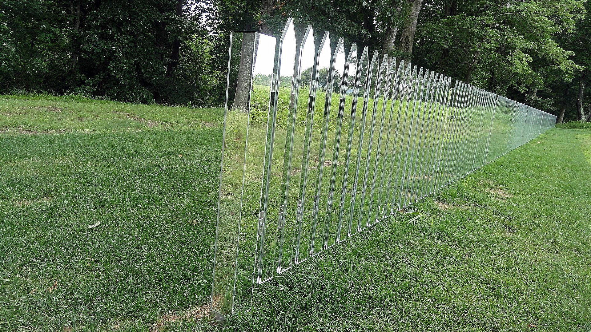 SK Mirror Fence