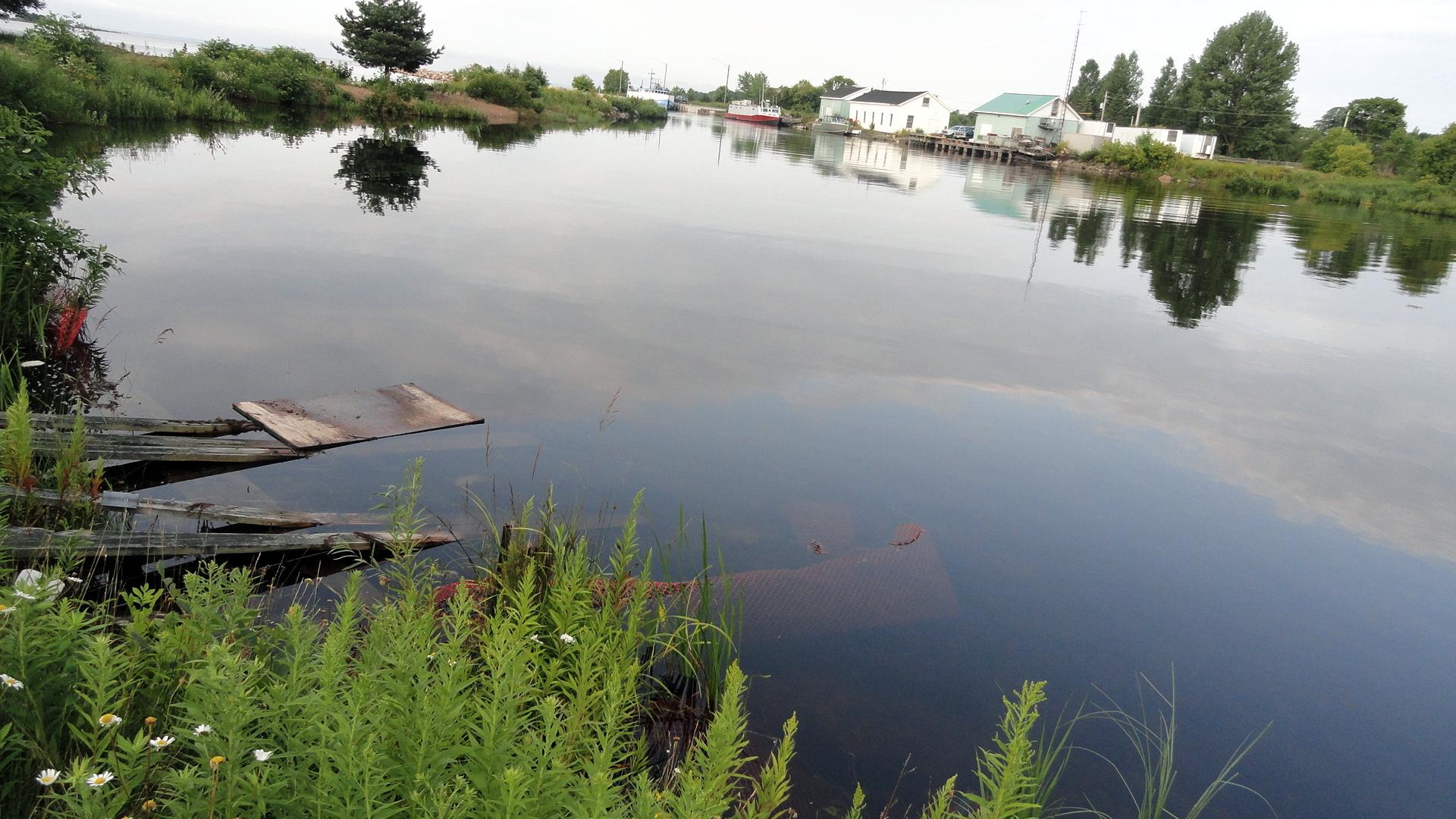 Blind River Inlet