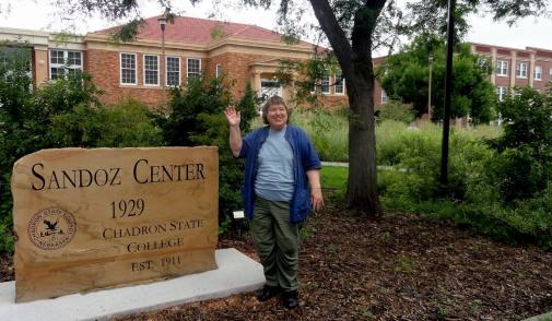 Mom - Chadron State College NE