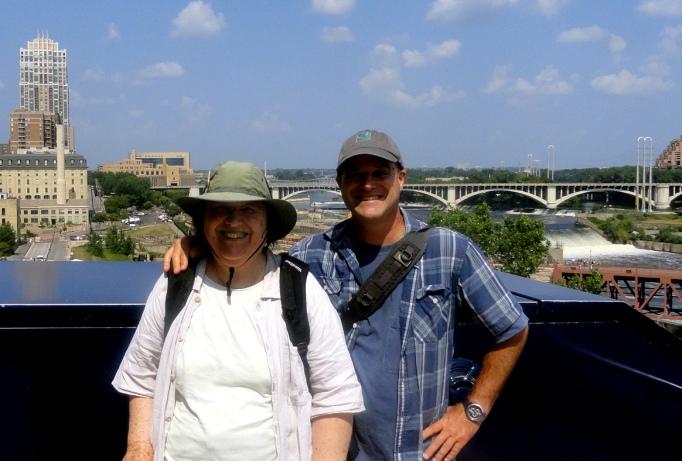 Mom-Paul at Guthrie Thtr
