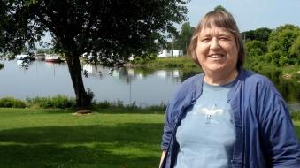 Mom - Shores of Lake Huron