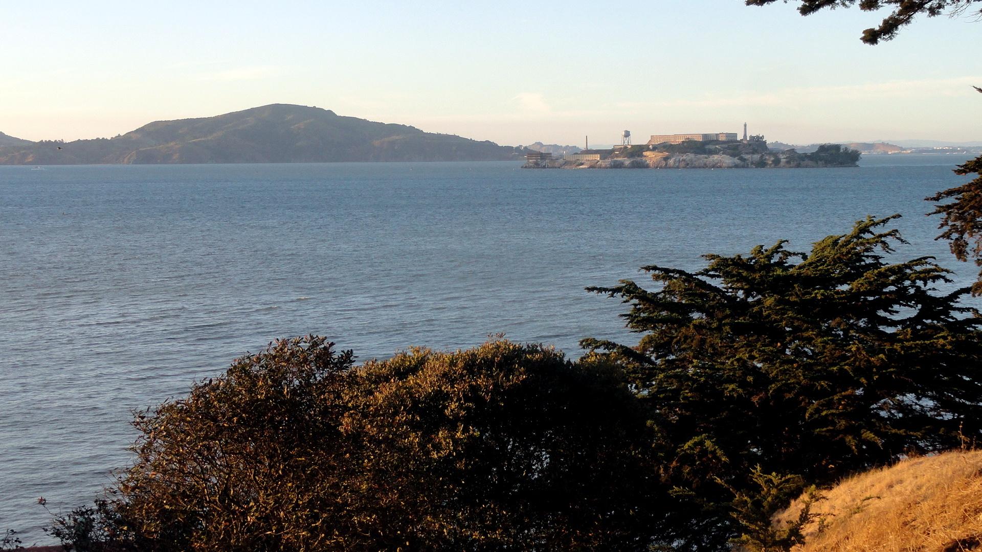 Angel Island & Alcatraz