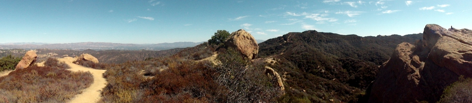 Eagle Rock & Topanga Canyon Pano 3