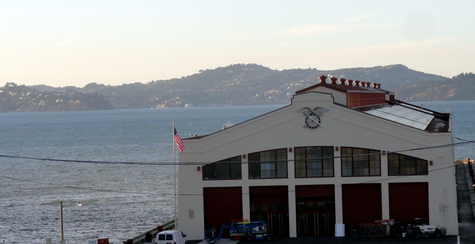 Fort Mason & the Bay