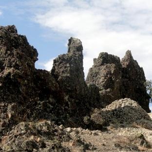 Palisades Trai Rocks