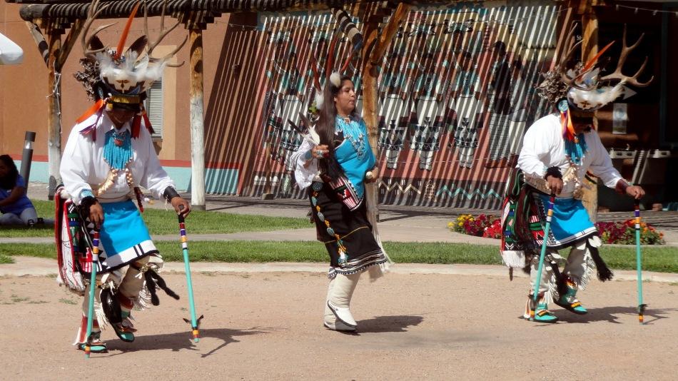Pueblo Dancers 5