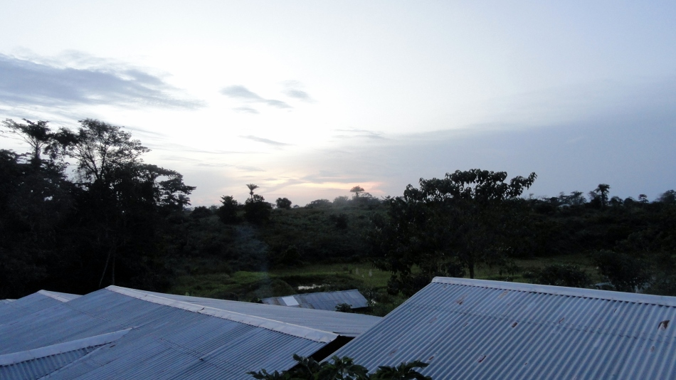 Kailahun Sunset