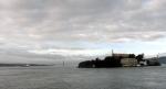 Alcatraz from Water