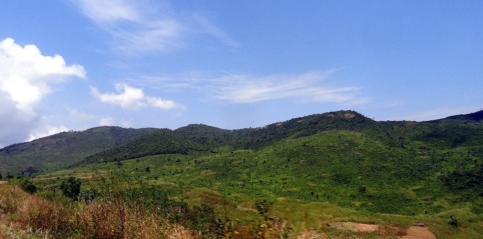Foothills Entering Freetown