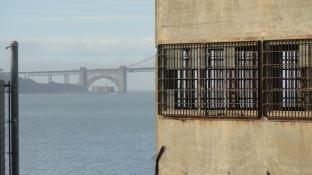 GGB from Alcatraz