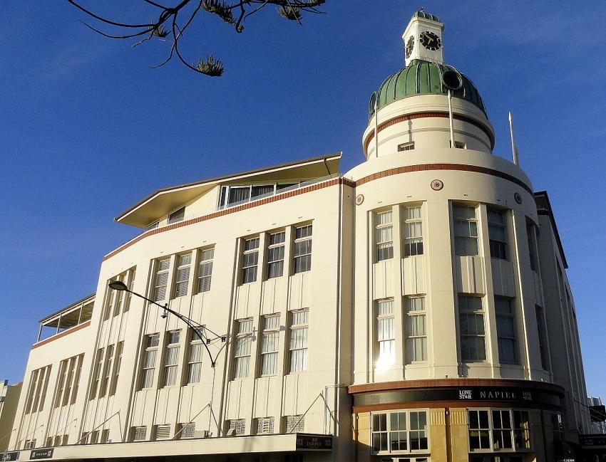 Napier Grand Building