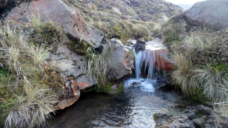 Stream Cascade 2 - Tongariro Crossing