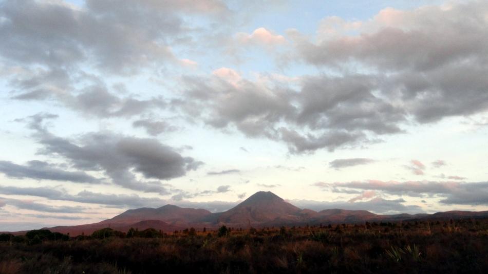 Tongariro-Ngauruhoe