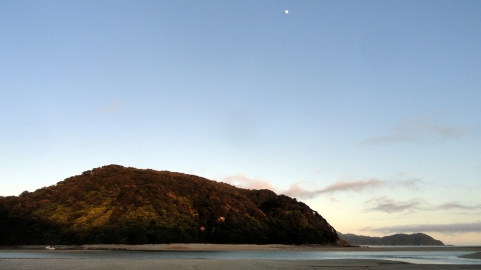 Awaroa Bay Sunrise
