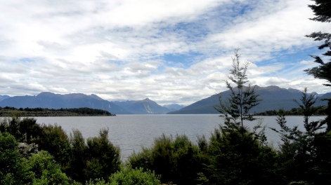 Lake Te Anau - MT Launch