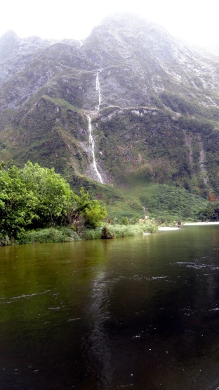 Rain Makes Waterfalls 6
