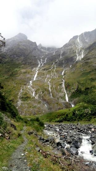 Waterfalls & Stream