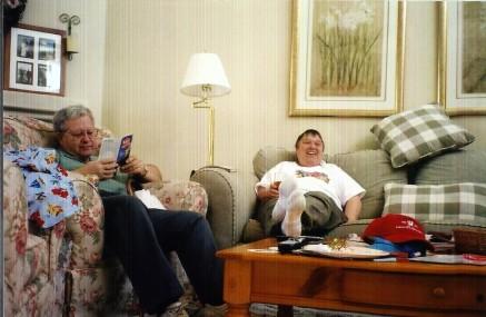Bill Mom Tucson 2003