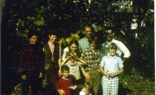 Full Family Oct-Nov 1970 Ohio