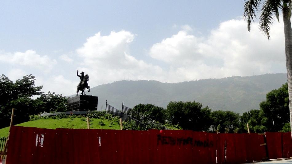 Dessalines Monument