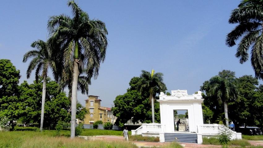 Dessalines & Petion Tomb