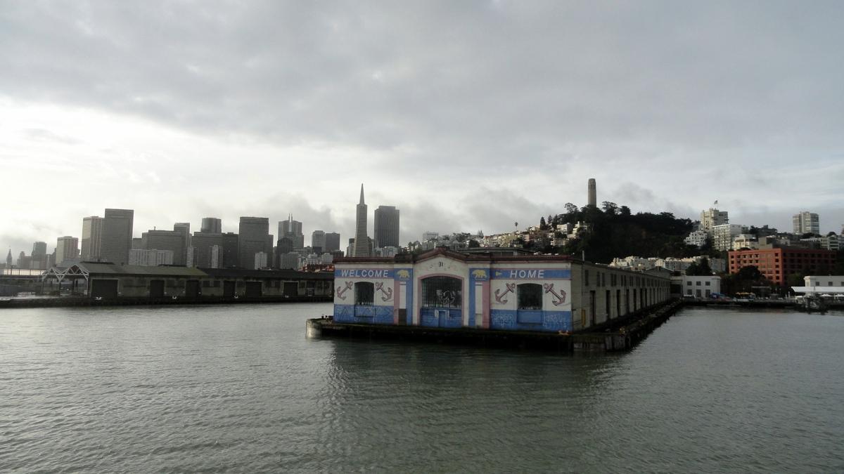 On & Around San Francisco Bay
