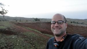 Selfie Sunrise Field