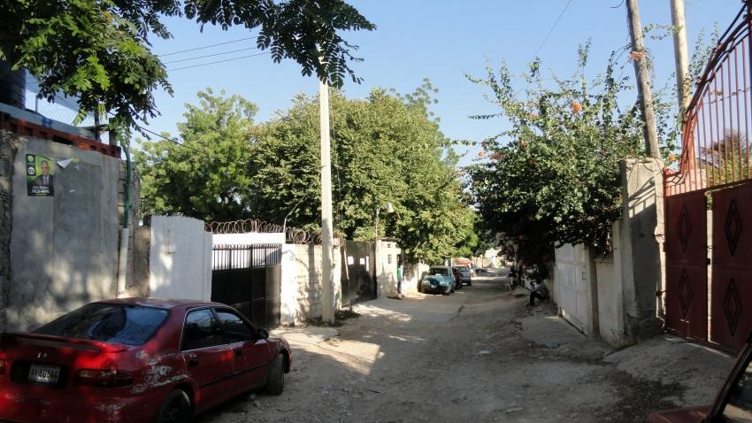 Street Scene Delmas 33
