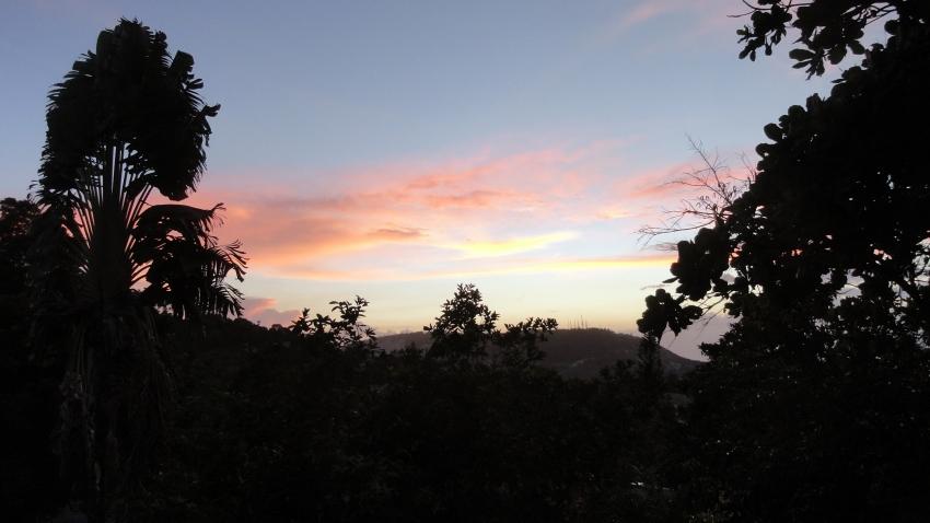 Sunset - Montagne Noire