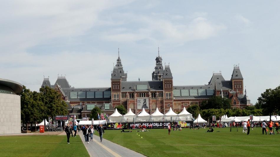 Museumplein & Rijksmuseum
