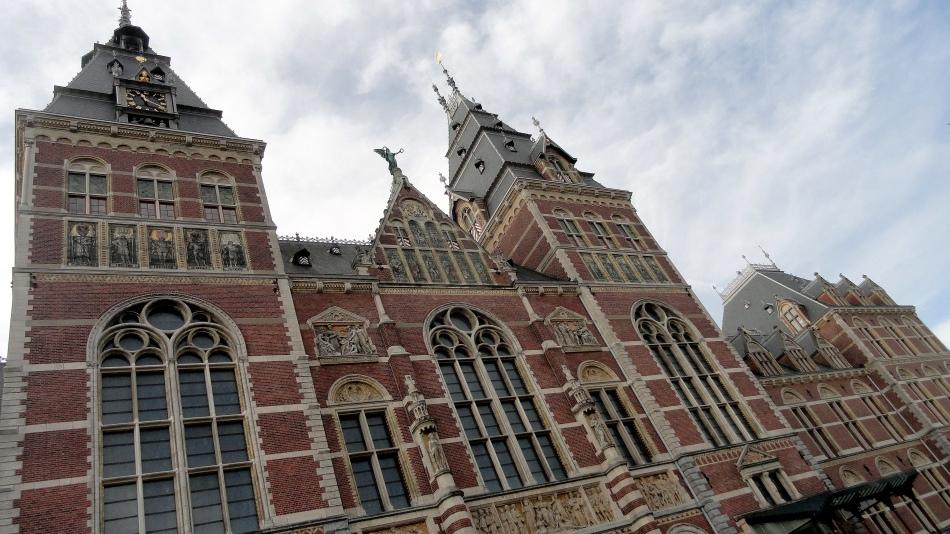 Rijksmusum Facade