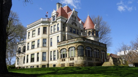 Frick Mansion Pittsburgh