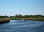 Canal Boat nearSuurhusen