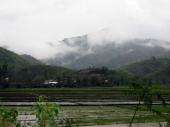 Fields on Sugnu-Chandel Road