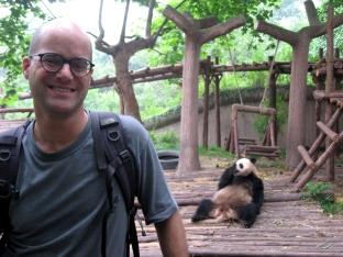 Panda Center - Paul w Adult